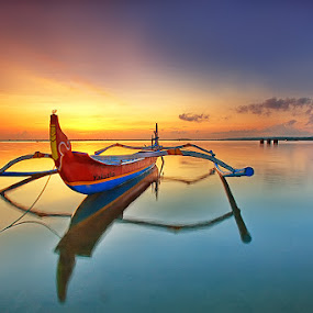 Yakuzha by Agoes Antara - Transportation Boats