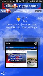 WJHL Radar- screenshot thumbnail
