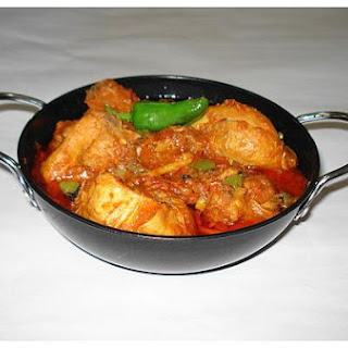 Punjabi Chicken Karahi