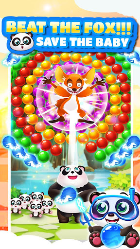 Télécharger Tireur de bulles 2 panda mod apk screenshots 3