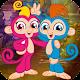 Kavi Escape Game 556 Couple Monkey Rescue Game for PC Windows 10/8/7