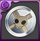 BLEACHコラボメダル【銀】