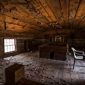 by Adam Snyder - Buildings & Architecture Decaying & Abandoned