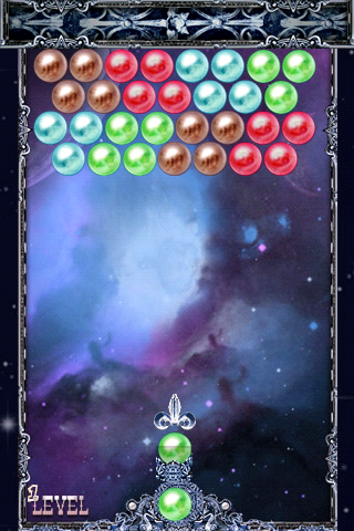 Shoot Bubble Deluxe- screenshot