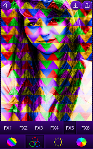 Photo Effects Filter Editor 1.4 screenshots 6