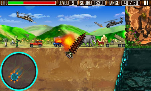 Wormu2019s City Attack Game 1.1 screenshots 10