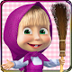 Masha és a Medve: House Cleaning Games for Girls