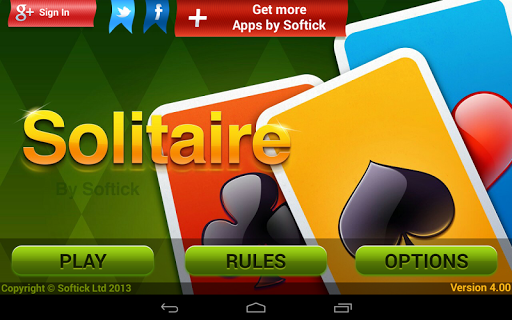 Solitaire android2mod screenshots 2