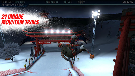 Snowboard Party  screenshots 1