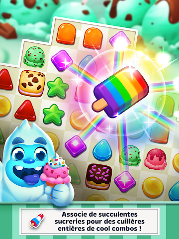 android Frozen Frenzy Mania Screenshot 1