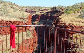 Photo: Weano Gorge, Karijini National Park, Western Australia