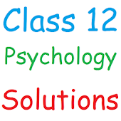 Class 12 Psychology Solutions