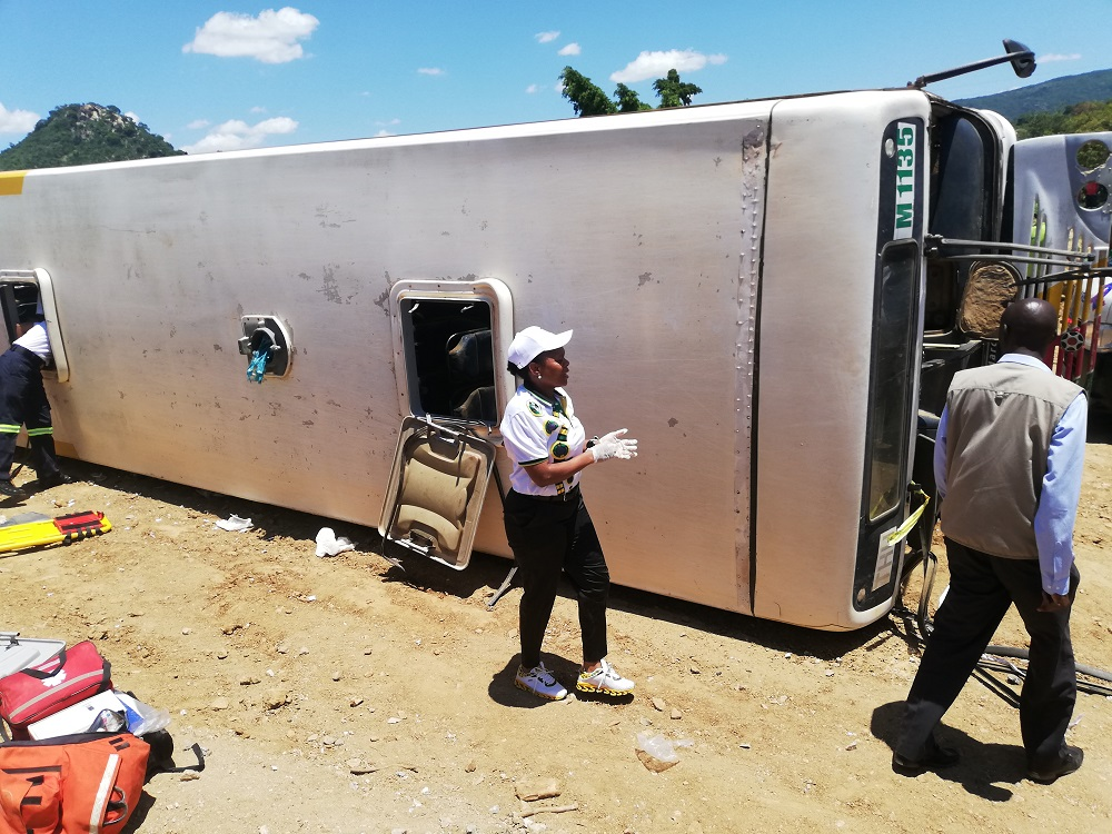 Six dead including bus driver in bus crash to ANC bash - SowetanLIVE