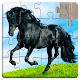 Horse Jigsaw Puzzles Game - For Kids & Adults 🐴 (game)