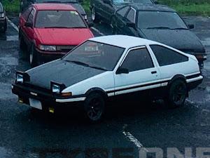 スプリンタートレノ AE86 GT-APEXのカスタム事例画像 イチDさんの2020年07月30日01:38の投稿