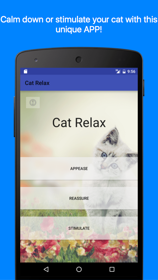 Cat Relax Lite- screenshot