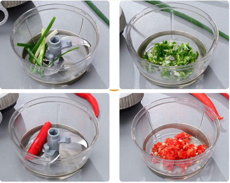 Mini Food Crusher