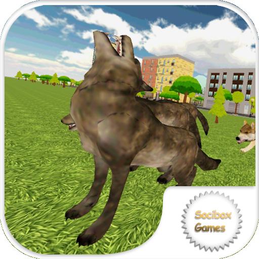 オオカミ狩猟シミュレーション 模擬 App LOGO-硬是要APP