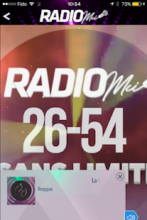 RadioMCI.com- screenshot thumbnail