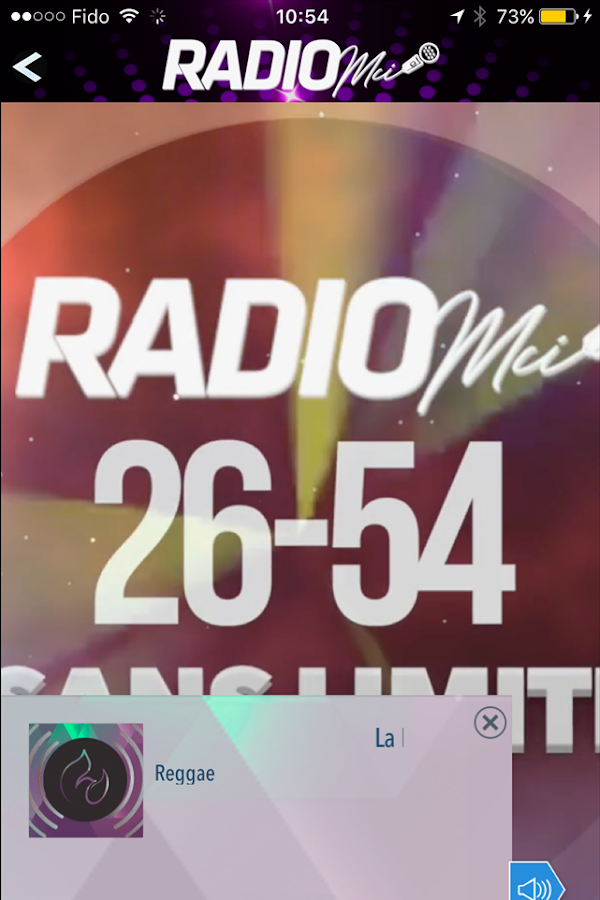 RadioMCI.com- screenshot