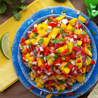 Best Mango Salsa!.