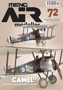 AIR Modeller- screenshot thumbnail