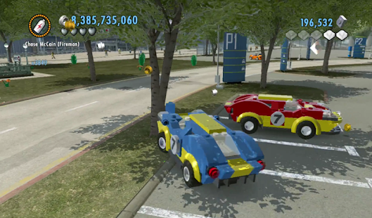 Trick of LEGO City UNDERCOVER 2 Game - náhled