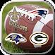 Logo American Football Quiz - Androidアプリ