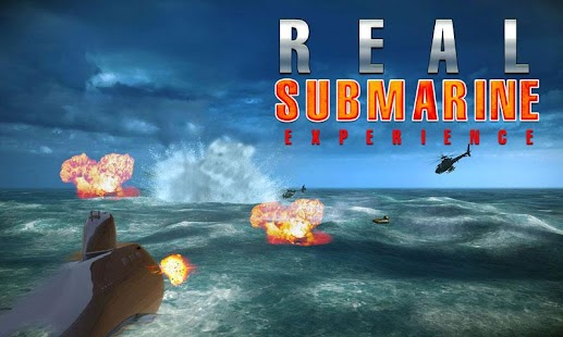 Russian Submarine: Navy War 3D- screenshot thumbnail
