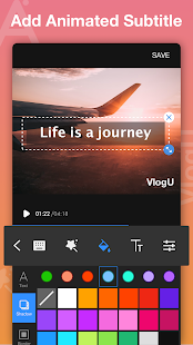 Download Vlog Video Editor for YouTube & Video Maker- VlogU