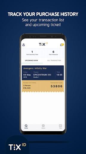 TIX ID  screenshots 5