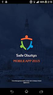 Safe Olsztyn - náhled