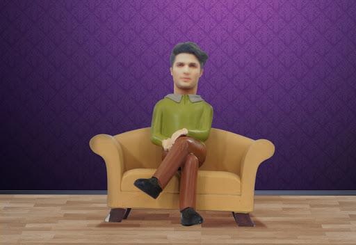Sofa Klone 1