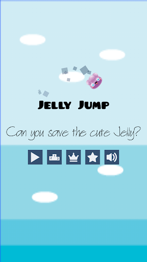 Jelly Funny Jump Reaction Game