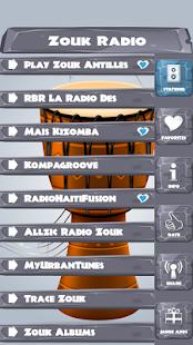 Zouk Radio - náhled