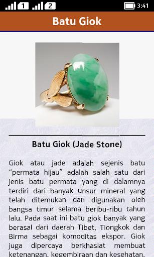 Batu Akik Terlaris