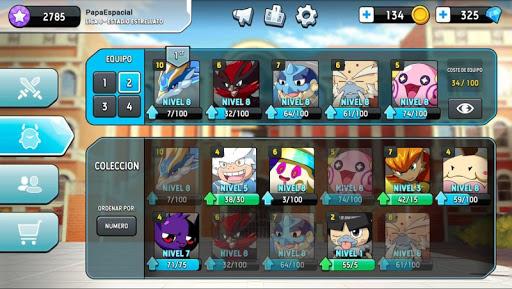 Télécharger Monster Masters  APK MOD (Astuce) screenshots 2