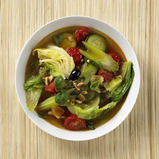 Italian Cabbage Soup.