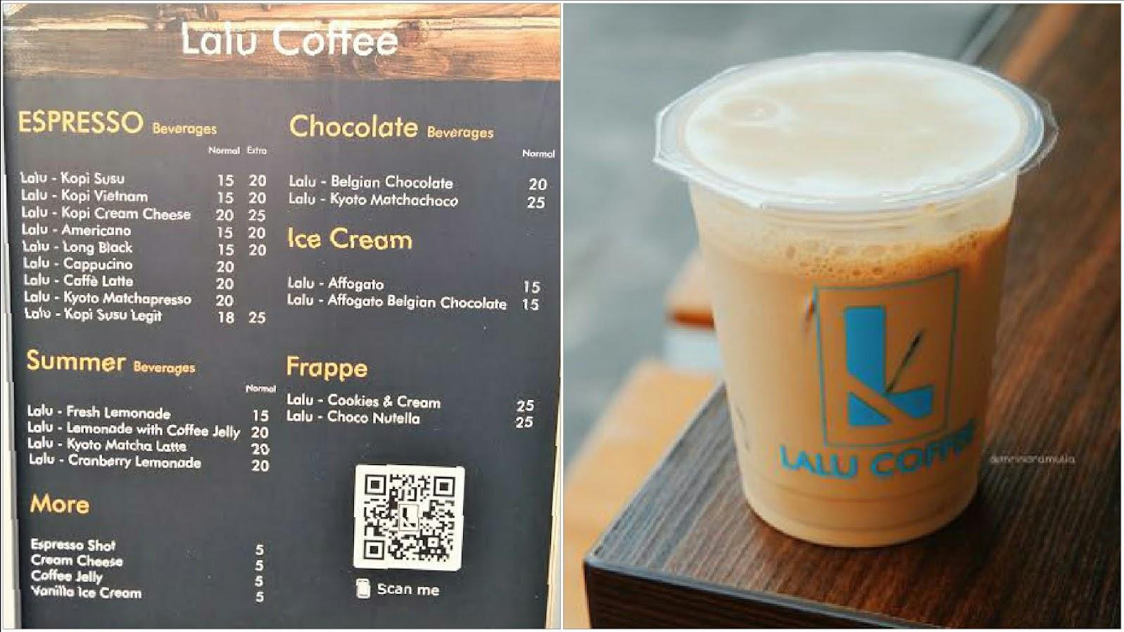 Lalu Coffee, Bogor - Behind Stories