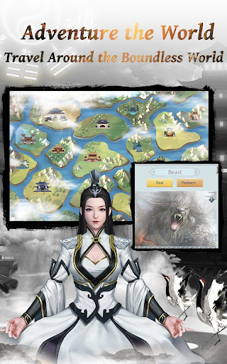 Immortal Taoists-Idle Game of Immortal Cultivation 1.3.8 screenshots 4