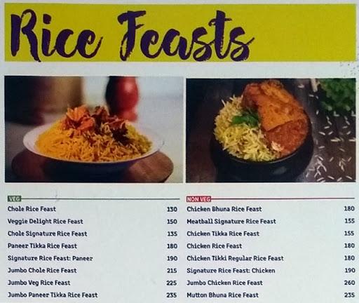 Faasos menu 2