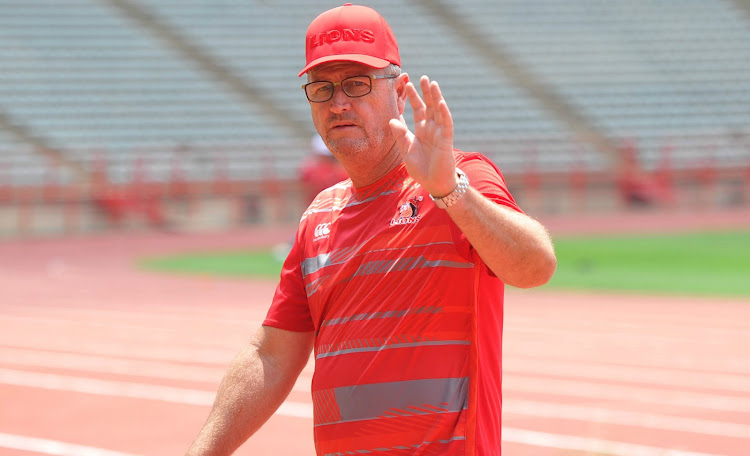 The Emirates Lions head coach Swys de Bruin was not happy at how his team was plummeted by the visiting Vodacom Bulls at Ellis Park.