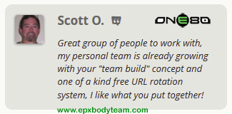 Photo: Real EPX Body Team Member Testimonial - Scott