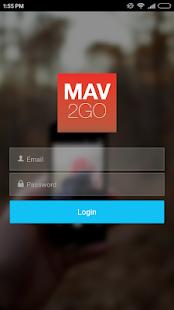 Mav2Go for MavSocial - náhled