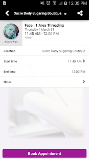 Sucre Body Sugaring Boutique- screenshot thumbnail