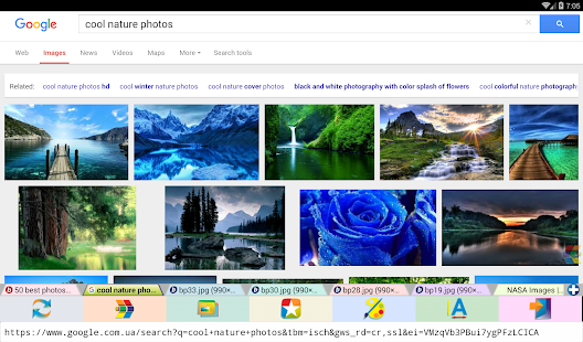 Jbak Browser- screenshot