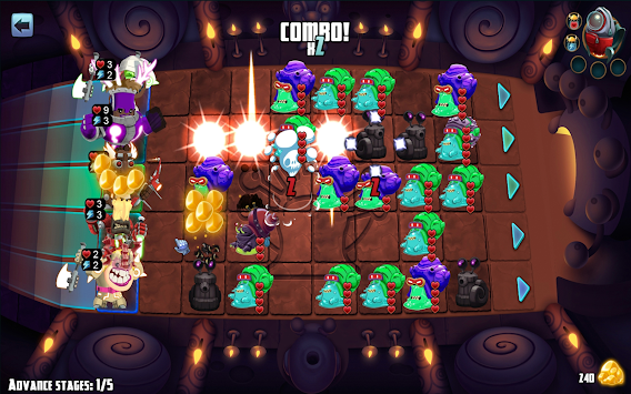 Star Vikings Forever apk screenshot