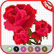 Flowers Pixel Art – Flowers Coloring by Number for PC-Windows 7,8,10 and Mac