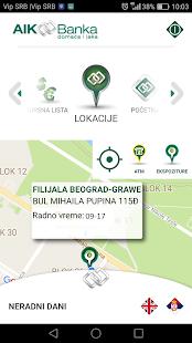 auto karta beograda download AIK mobile banking   Apps on Google Play auto karta beograda download