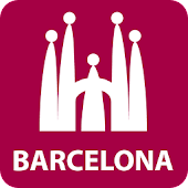 Barcelona Map Guide in English with events 2018